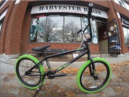 BRAND NEW Haro Downtown BMX @ Harvester Bikes