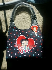 Betty Boop Purse Burr Ridge, 60527