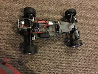 Traxxas bandit parts with box