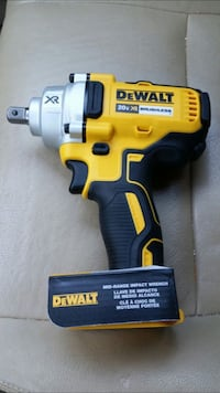 yellow and black DeWalt cordless power drill Charlotte, 28105