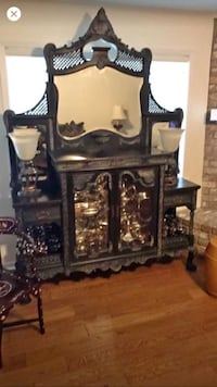 Antique beautiful large hutch Pearl, 39208