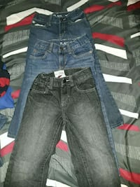 Children's place boys jeans size 5 all 3 for $15 Chattanooga, 37416