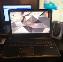 """HP Laptop 17.3"""" Intel i5; BEATS Speakers. FREE MOUSE INCLUDED"""