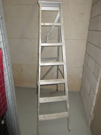 7 Ft Aluminum Ladder