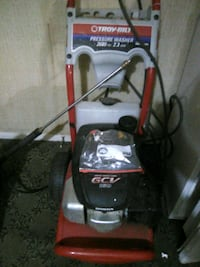 red and black pressure washer Huntsville, 35803