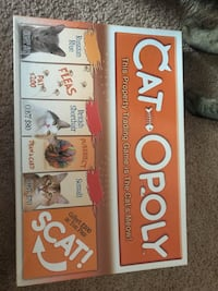 Cat-opoly  Fayetteville, 72703