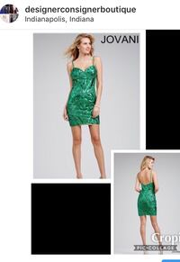 New With Tags Jovani Short Formal  Indianapolis