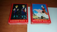 DRAGON BALL CARDS SERIE 4 COMPLETA BOLA DE DRAGON