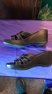 Wedge sandals Salem, 24153
