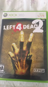 Left 4 Dead 2 Xbox 360 game case Brunswick, 21716