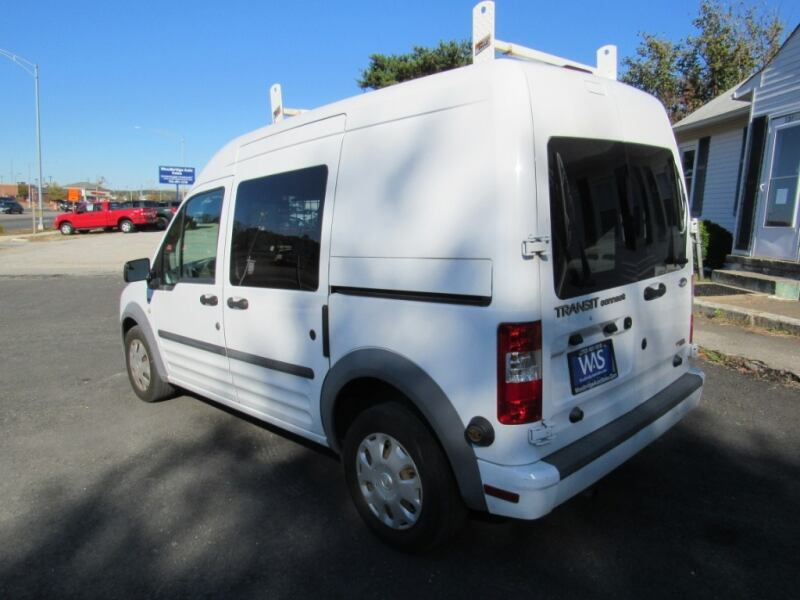 2013 Ford Transit Connect 114.6  XLT w/o side or rear door glass 17397e72-d984-4779-b8a0-c343db4a1b8e