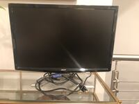 22inch Acer LCD Monitor Washington, 20002