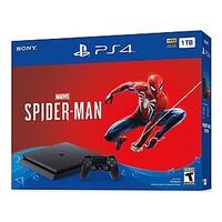 PS4 Slim 1TB with Spider-Man Bundle! NIB Falls Church, 22042