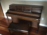 PIANO FREE FOR PICKUP ONLY, MISSISSAUGA  MISSISSAUGA