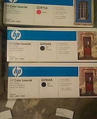 white and blue HP printer box Bakersfield, 93309