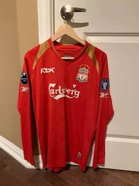 Liverpool Jersey - Carragher