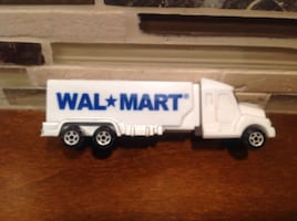 WALMART TRUCK TOY Pez Candy Dispenser