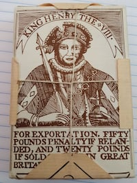 King Henry The VIII Cards Greensboro, 27407