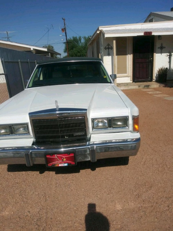 1989 Lincoln Town Car >> 1989 Lincoln Town Car For Parts