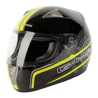 GMAC PILOT GRAPHIC MOTORCYCLE RACING HELMETS