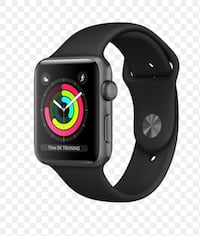 Brand new Apple Watch series 3 with cases Hot Springs National Park, 71913