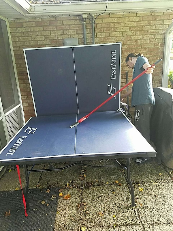 Eastpoint Blue Ping Pong Tablw