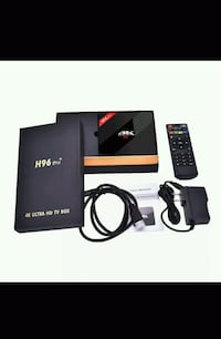 H96 pro plus android tv box 32gb hafiza 3gb ram Istanbul