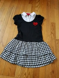 Girls size 7 dress Huntley, 60142