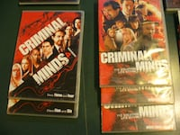 Criminal minds dvds Langdon