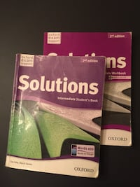 Intermidiate Workbook and Student's Book. Solutions Barcelona, 08025