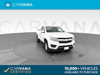 2016 Chevy Chevrolet Colorado Extended Cab pickup Work Truck Pickup 2D