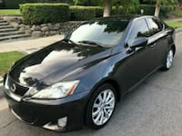 2007 Lexus IS 250 IS250 AWD  Alexandria, 22304