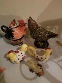 Rooster set Hagerstown, 21742