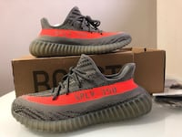 1:1 YEEZY BOOST SPLY 350 V2 - BELUGAS *SIZE 8.5, 9.5, 11* Mississauga, L5A