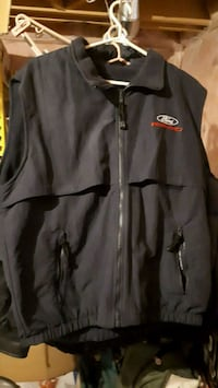ford racing vest