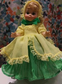 Vintage Madame Alexander Daffy Down Dilly Doll Kent, 98032