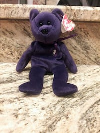 Princess Diana Beanie Baby Sterling Heights, 48313
