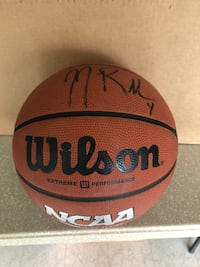 JJ Redick signed basketball