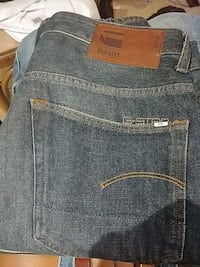 30x32 G-Star Raw 3301 Tappered Brand New worn once Toronto, M6A 1R3