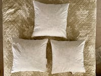 20 x 20 Feather Pillow Inserts Suffolk, 23435