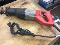 Milwaukee power tool 6509 sawzall used . Tested. In a good working order.  Baltimore, 21205