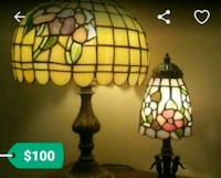 Leviton&Tiffany stained glass lamps Columbus, 43228