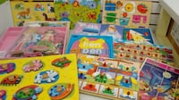 (139t1) Wooden Puzzles from $5