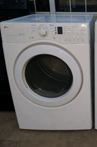 white front load electric dryer Edmond, 73013