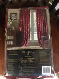 Brand pair of new curtains Angus, L0M
