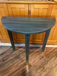 Vintage Demilune half moon table refinished  Goshen, 10924