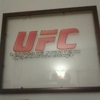 The ufc stained glass art is free Gatineau, J8Z 1T7