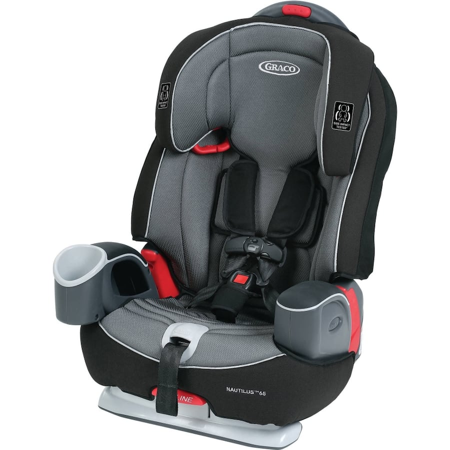 Graco Safety 1st 3-in-1 Harness Booster Car Seat
