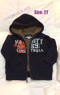 CHILDREN'S PLACE Hoodie Sweater: Toddler Boys Size 2T Brampton, L7A