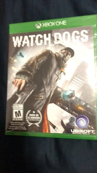 Xbox one Watchdogs 1 sealed 3683 km